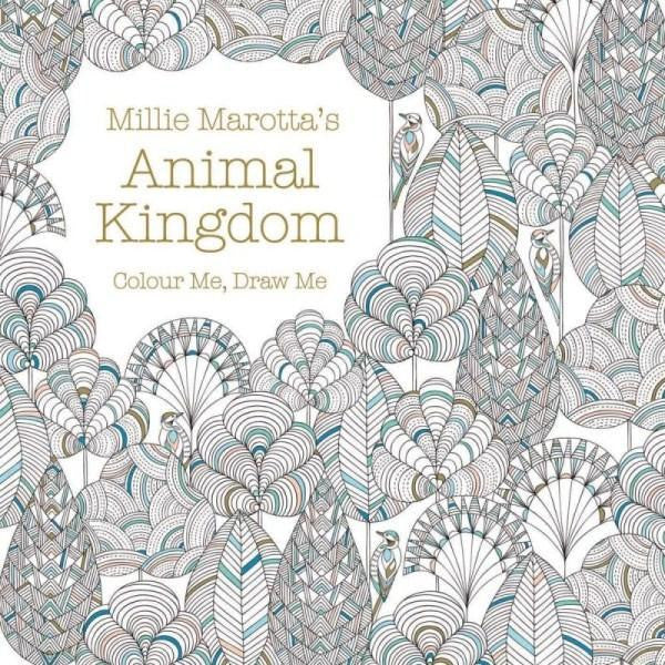 Millie Marotta's Animal Kingdom - Earth Toys - 1