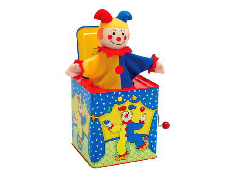 Jack in a Box - Earth Toys