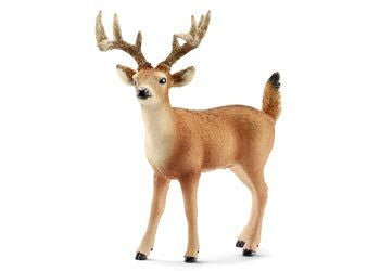 Schleich - White-Tailed Buck - Earth Toys