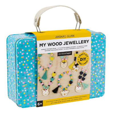 My Wood Jewellery DIY Design Kit