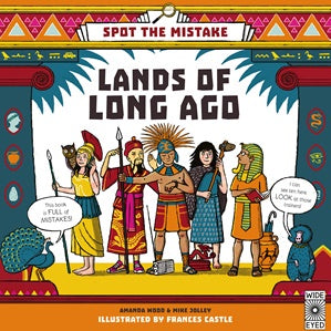 Lands of Long Ago: Spot the Mistake
