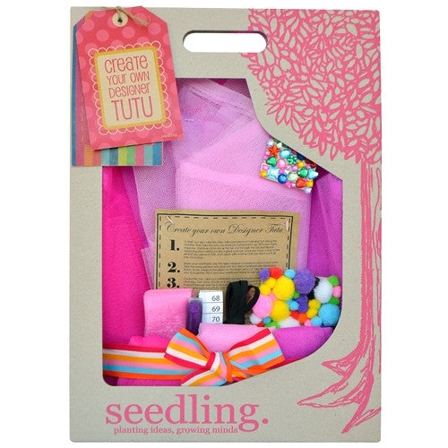 Seedling - Design your own Tutu kit - Earth Toys - 1