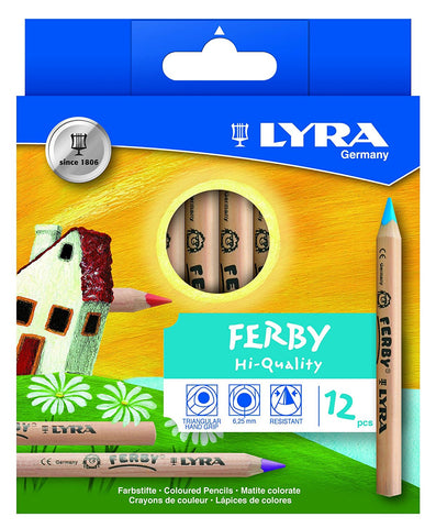 Lyra Ferby Pencils ( short )