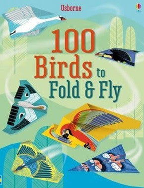 100 Birds to Fold and Fly - Earth Toys
