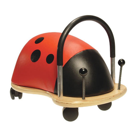 Lady Bug Wheely Bug Ride On