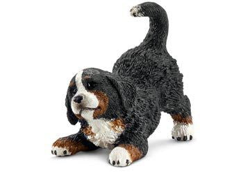 Schleich - Bernese Mountain Dog Puppy - Earth Toys