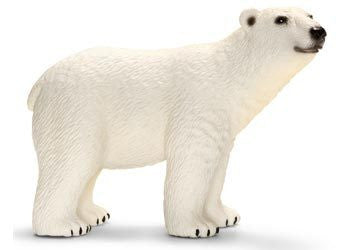 Schleich - Polar Bear - Earth Toys