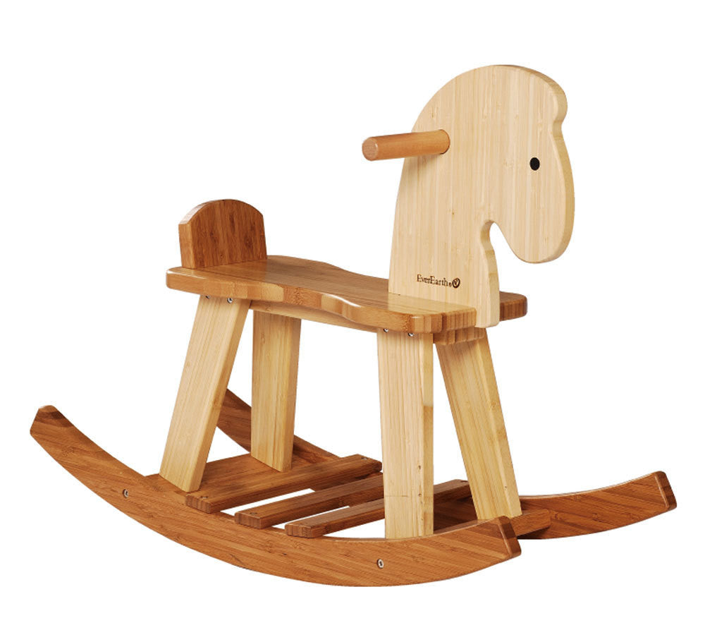 Wooden Rocking Horse - Earth Toys - 1