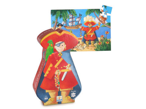 The Pirate & the Treasure 36pc Puzzle - Earth Toys - 2