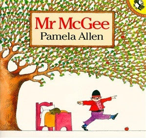 Mr Mcgee - Paperback Book - Earth Toys