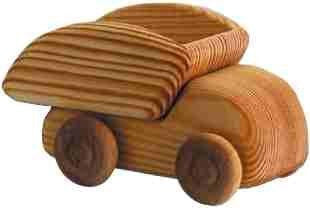 Debresk Tipping Truck - small - Earth Toys
