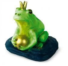 Heico Prince Frog Nightlight - Earth Toys