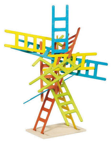 Wooden Balancing Ladders - Earth Toys