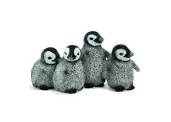 Schleich - Emperor Penguin Chicks - Earth Toys