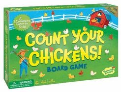 Board Game - Count Your Chickens