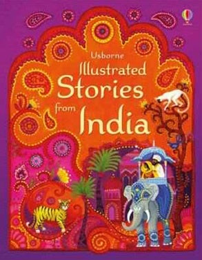 Illustrated Stories From India - Usborne