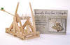 Medieval Catapult Wooden Kit - Earth Toys - 1