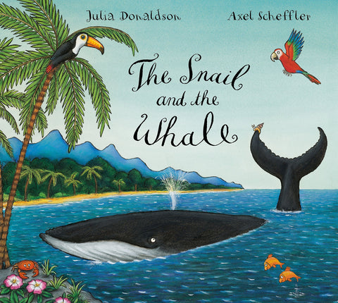 Snail and The Whale Board Book