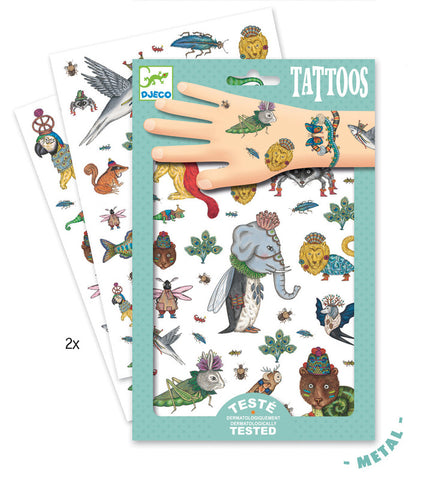 Djeco Tattoos - Mixed Designs