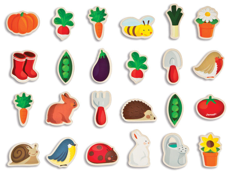 Garden Magnets - Earth Toys - 2