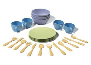 Green Toys - Dish Set - Earth Toys - 1