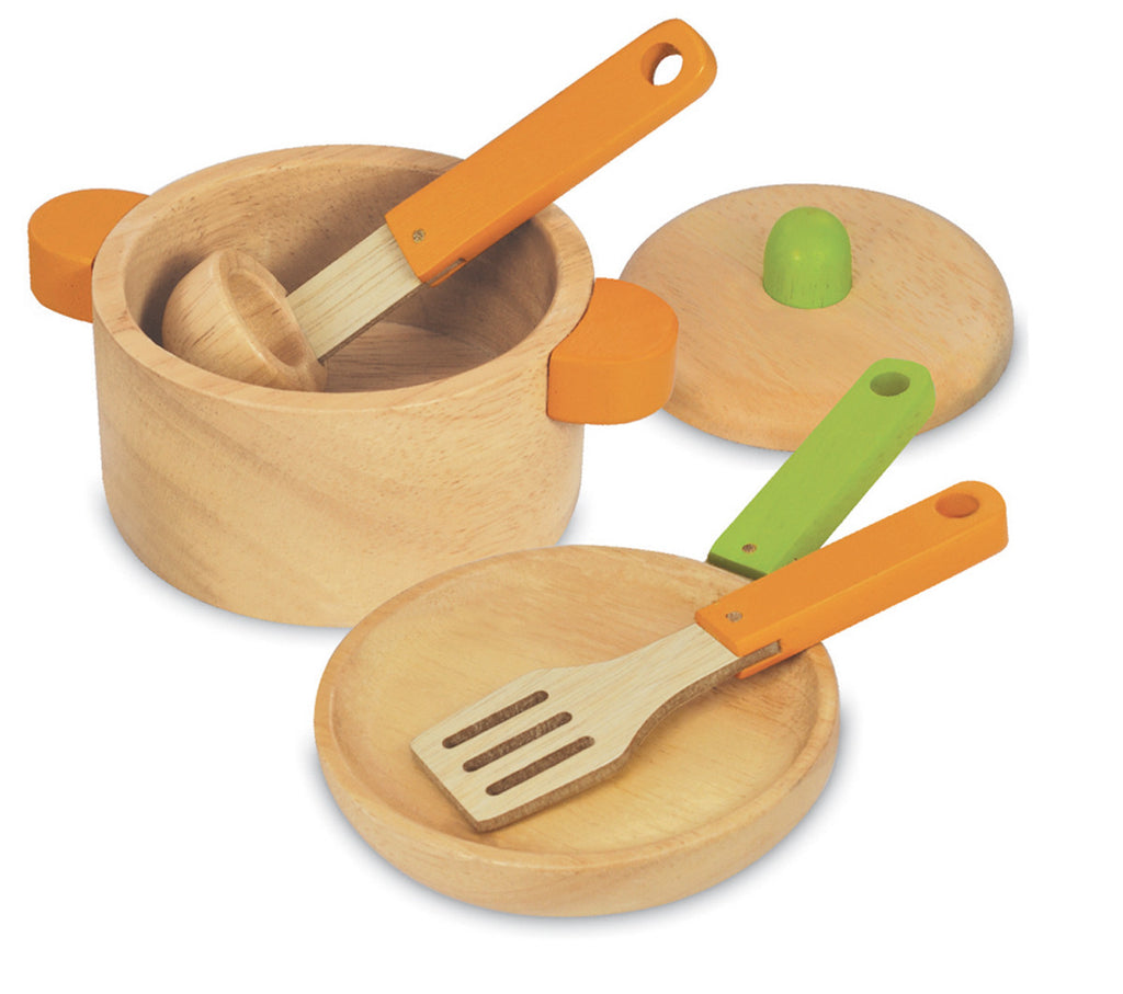 Kitchen Cooking Set - Earth Toys