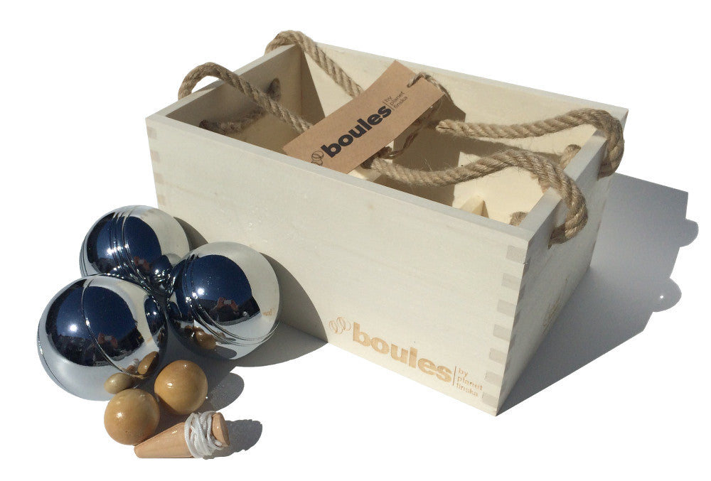 Boules in a Crate - Earth Toys