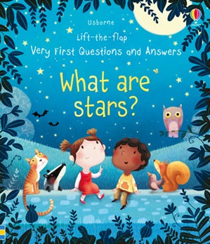 Life the Flap - What are Stars