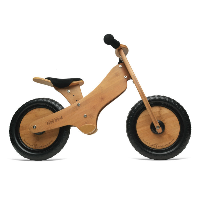 Bamboo Balance Bike - Earth Toys - 1