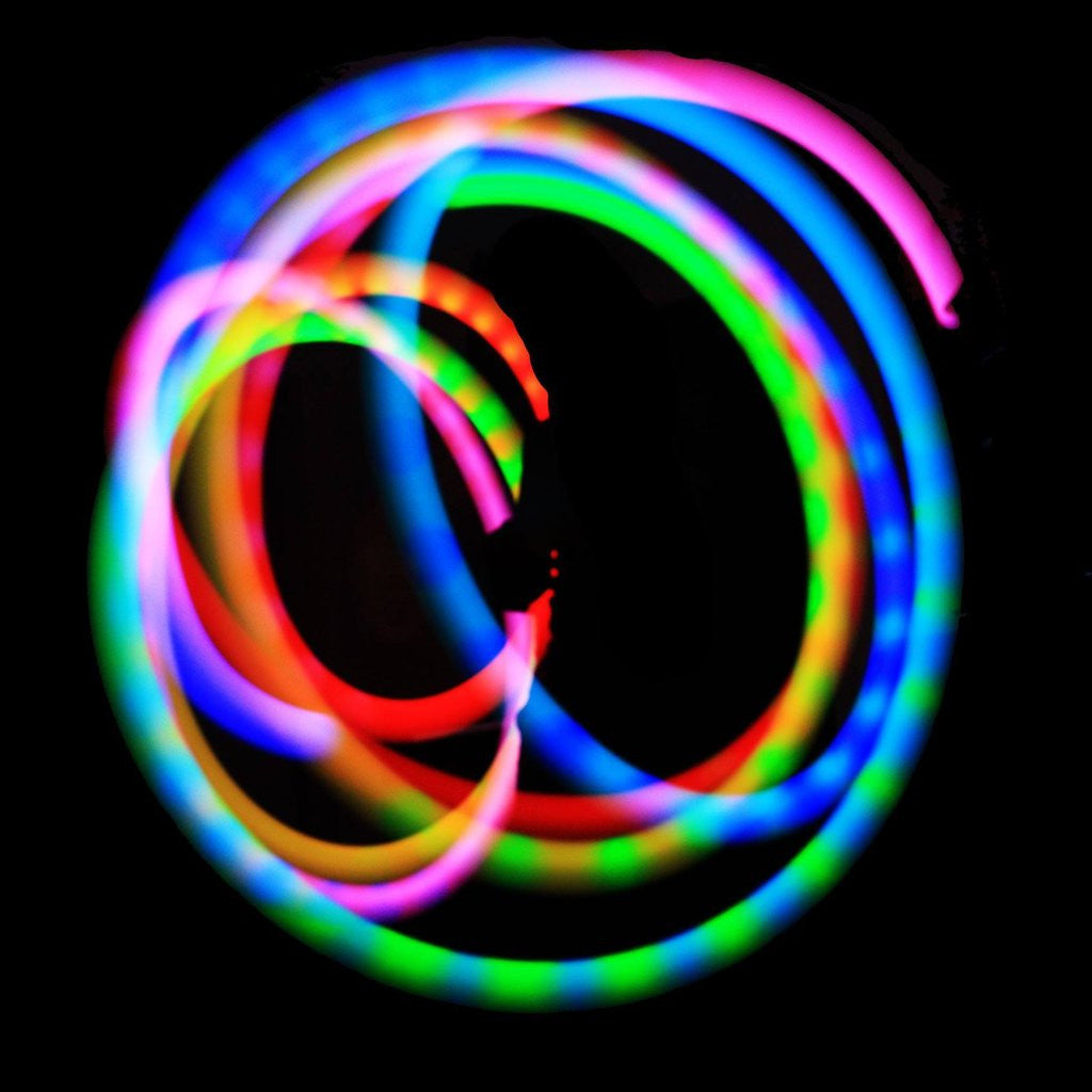 Lumi LED/Glow Poi - Earth Toys - 3