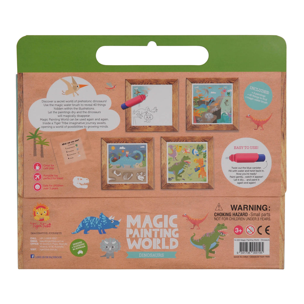 Magic Painting World - Dinosaurs - Earth Toys - 6