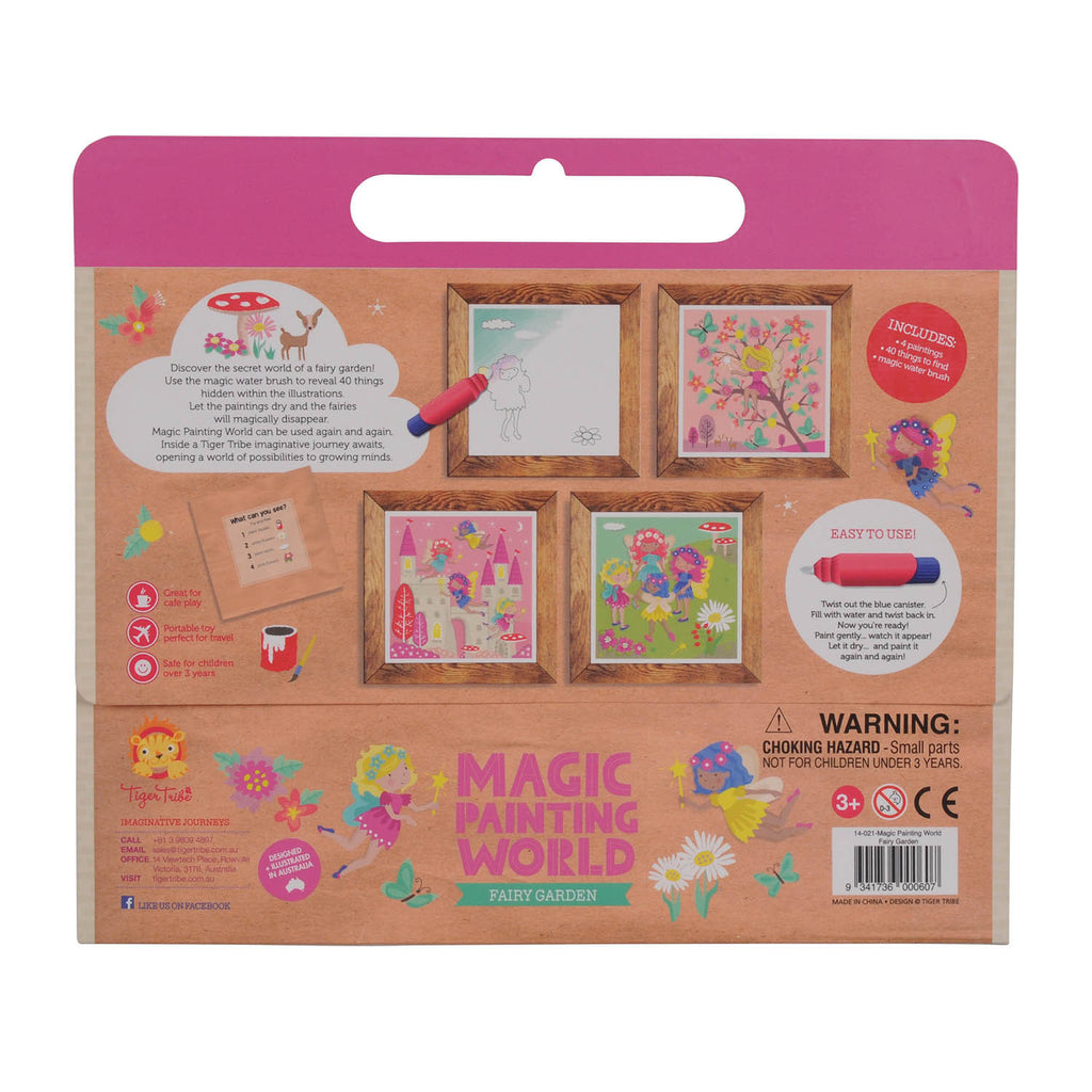 Magic Painting World - Fairy Garden - Earth Toys - 6