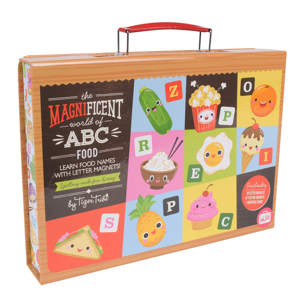 Magnificent World of ABC - Food - Earth Toys - 2