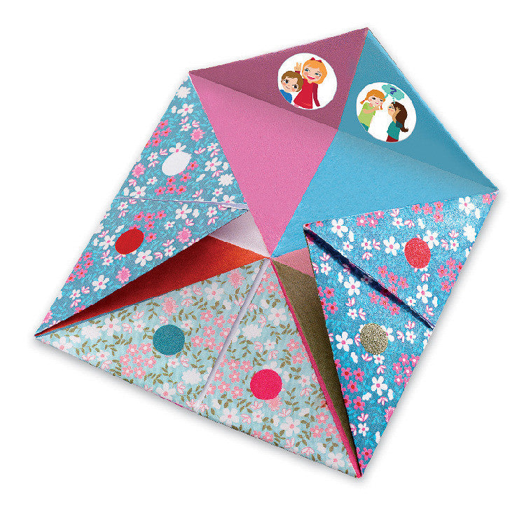 Origami Fortune Tellers - Earth Toys - 4