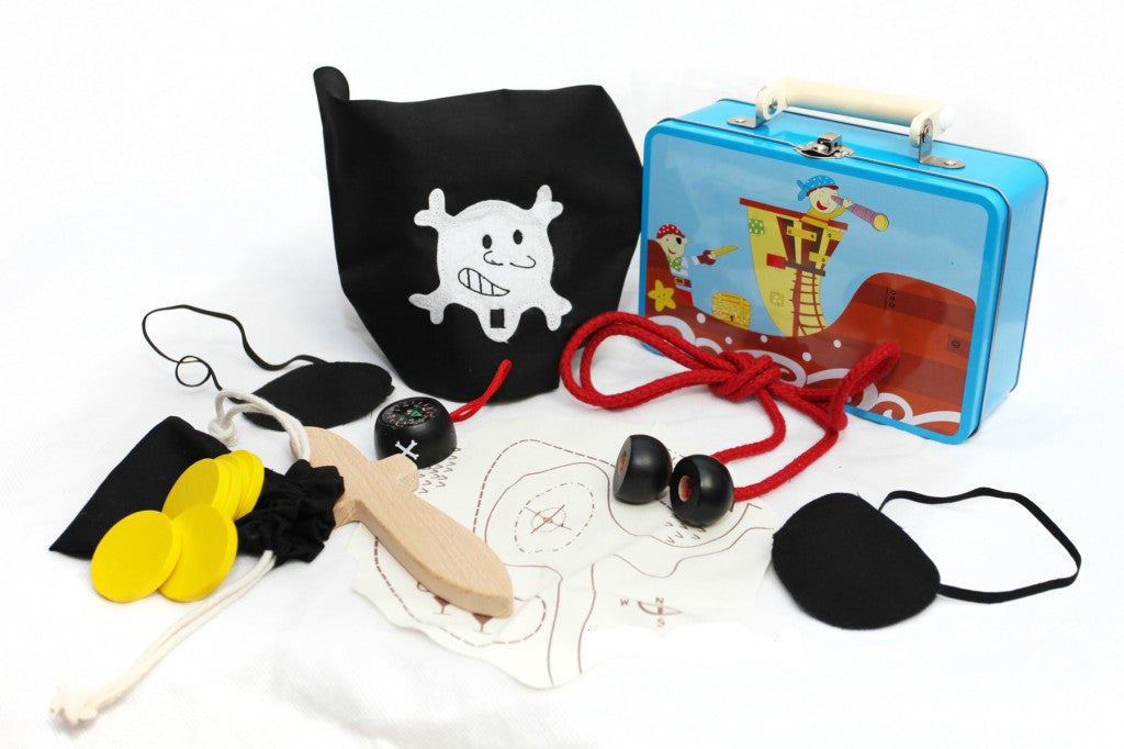 Pirate Dress Up Set - Earth Toys - 1