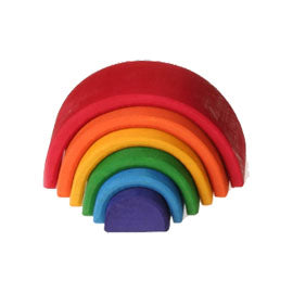 Wooden Stacking Rainbow - Earth Toys - 10