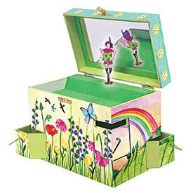 Seasons Summer Music Box - Earth Toys - 2
