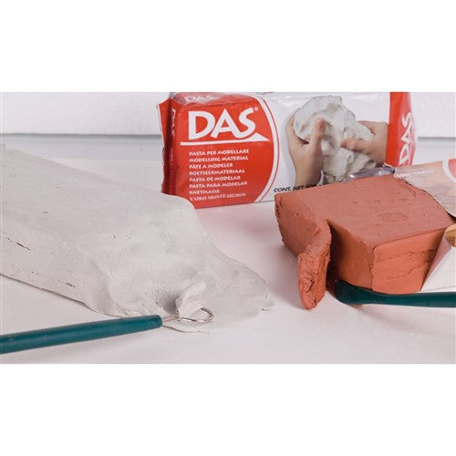 Das Modelling Clay - 1kg Terracotta - Earth Toys - 2