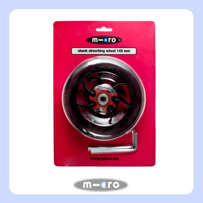 145mm shock wheel (speed+)