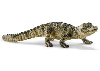 Schleich - Baby Alligator - Earth Toys