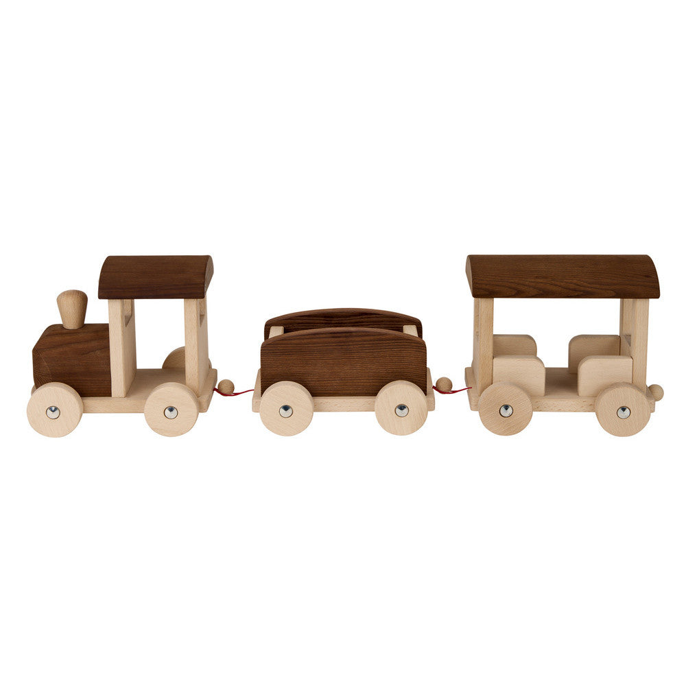Giant Wooden Train - Earth Toys