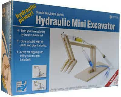 Excavator Hydraulic Kit - Earth Toys
