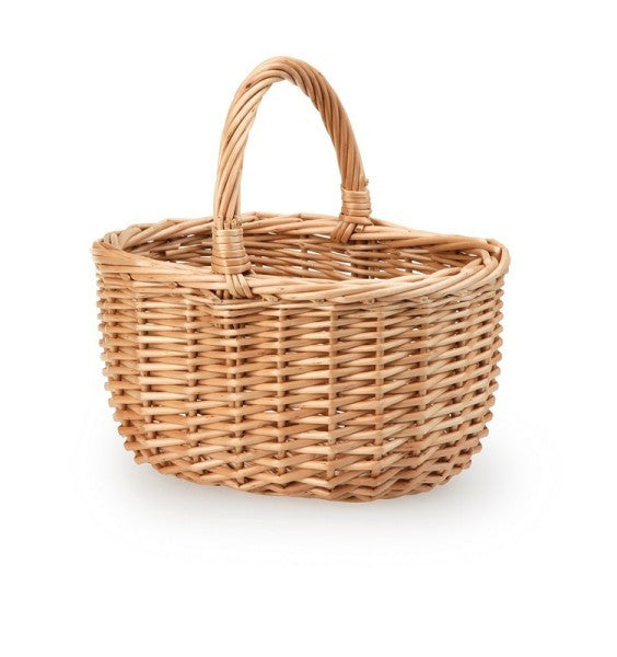Classic Wicker Basket - Earth Toys