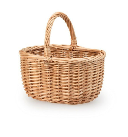 Classic Wicker Basket