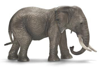 Schleich - African Elephant Female - Earth Toys