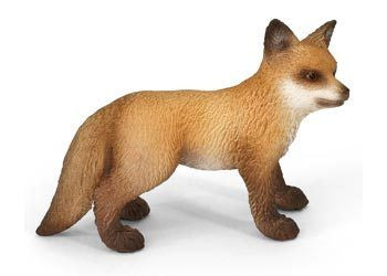 Schleich - Red Fox Kit - Earth Toys
