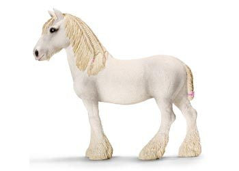 Schleich - Shire Mare - Earth Toys