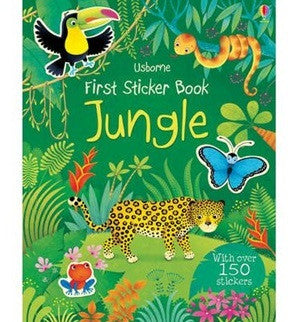 My 1st Sticker Book by Usborne - Earth Toys