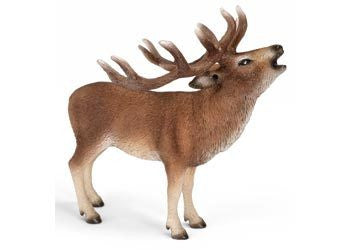Schleich - Red Deer - Earth Toys