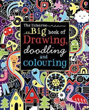 Usbornes BIG book of Drawing & Doodling - Earth Toys